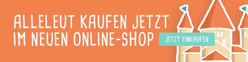 Jetzt auch online einkaufen
